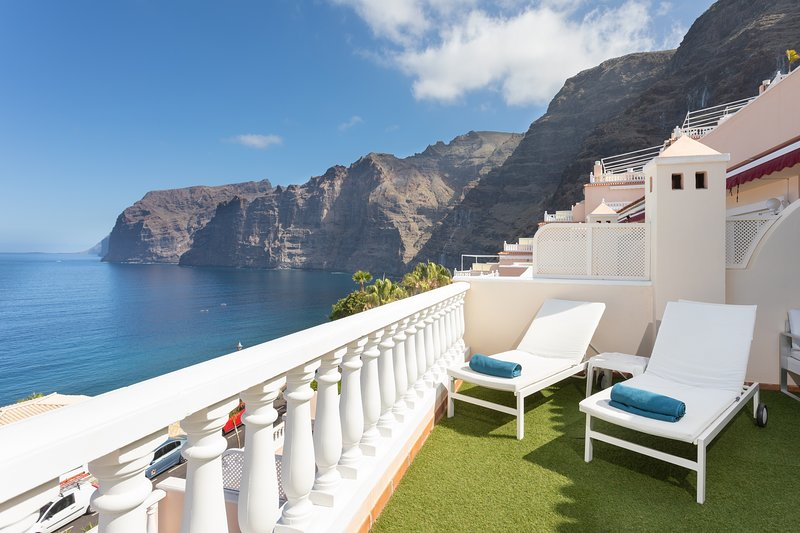 Maravillosas Vistas Al Mar 503, aluguéis de temporada em Los Gigantes