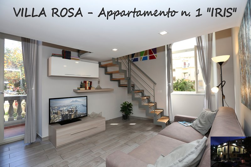"Villa Rosa - Apartment n. 1 ""IRIS"""