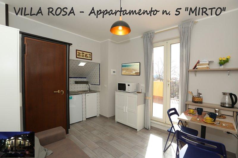 "Villa Rosa - Apartment n. 5 ""MIRTO"""