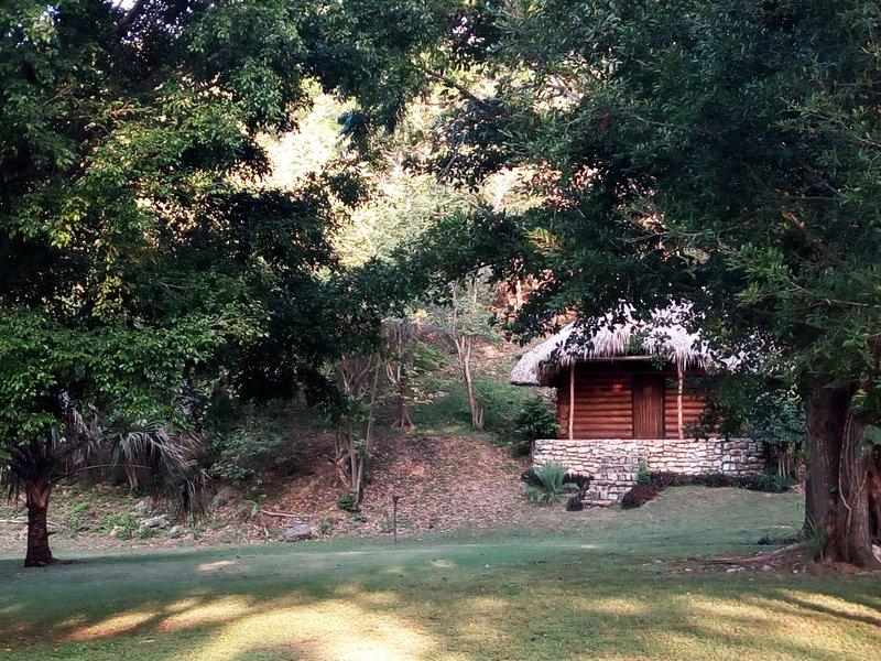 cabanas sierraverde huasteca potosina cabana la ceiba, location de vacances à San Luis Potosi