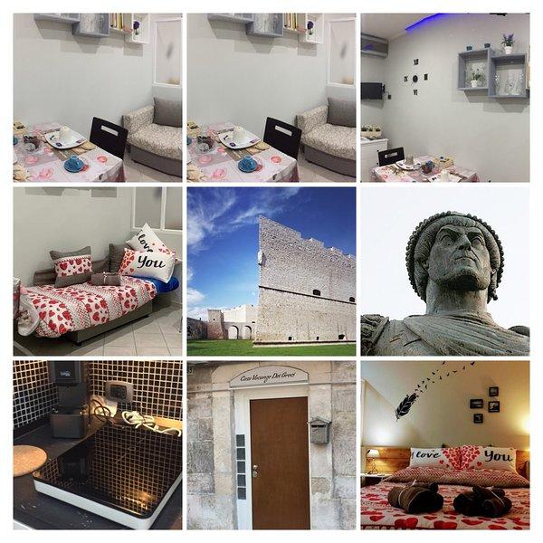 Casa vacanza  dei Greci, holiday rental in Trinitapoli