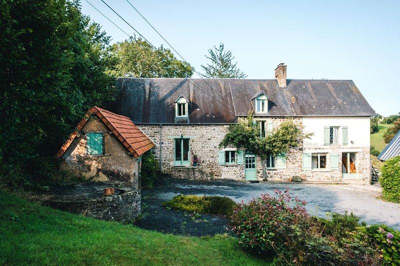 Juno Room-La Thiaumerie, Farmhouse B&B., alquiler vacacional en Morigny