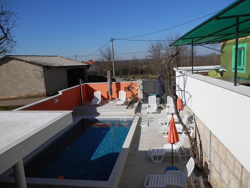 Villa Vlahovic, casa vacanza a Tinjan