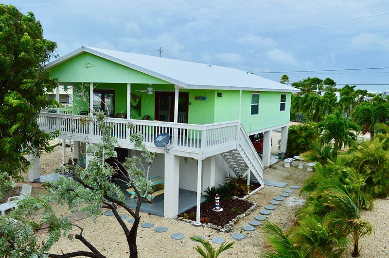 Charming 3bedroom/2bath home in the Florida Keys, holiday rental in Cudjoe Key