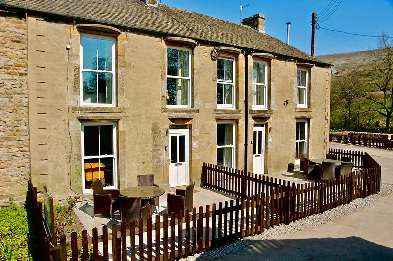 Burton House, Reeth Holiday Cottages, casa vacanza a Low Row