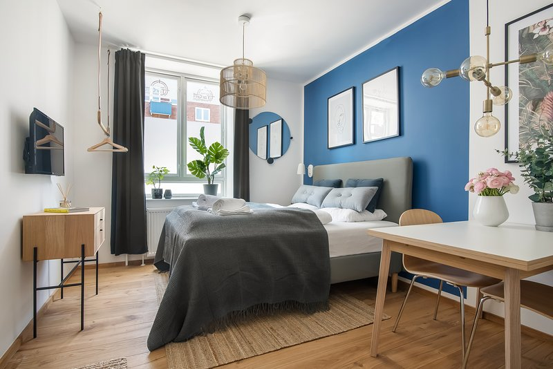 NORD | Studio Hotel Apartment | 24/7 Service | Coffee & Netflix, location de vacances à Malmö