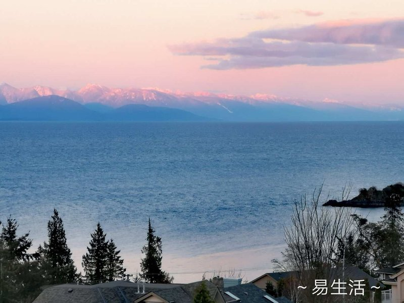 4 bedrms 2 bathrms sleeps 8 'Fabulous Ocean View' - Eagle Legacy 碧海仙居, vacation rental in Nanaimo