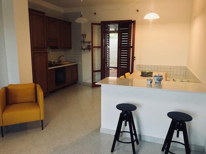 Casa Mia con piscina, holiday rental in Fontane Bianche