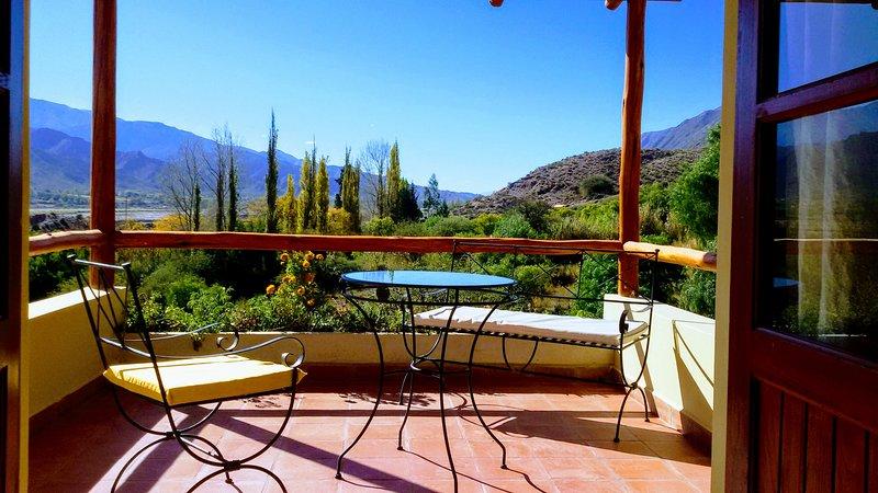 Cabaña C3, La Quinta de María, Tilcara, alquiler de vacaciones en Norte de Argentina