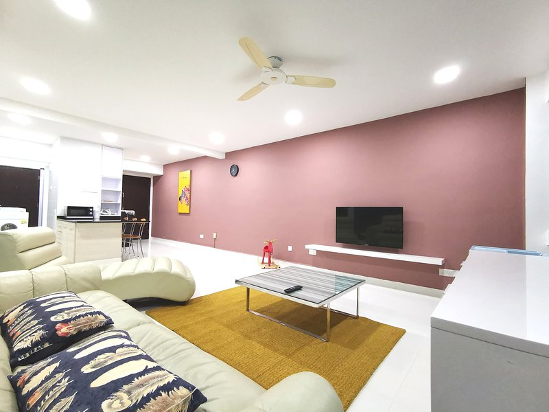 ★2BR Orchard Central Lucky Plaza 用心的民宿★, holiday rental in Singapore