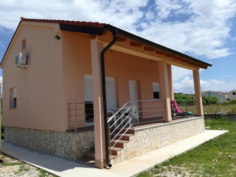 Two bedroom house Ljubač, Zadar (K-16964), holiday rental in Ljubac