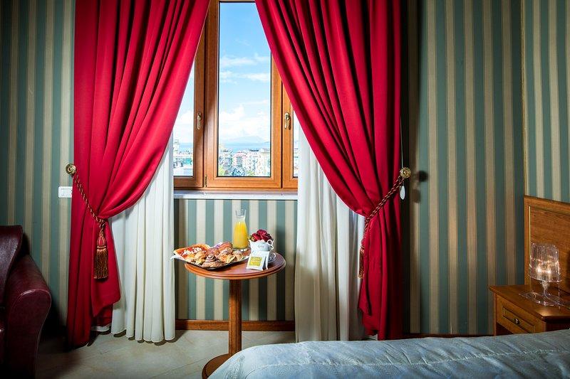 Ottocento Napoletano, Ferienwohnung in Portici
