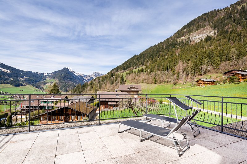 Luxury Alpine Apartment, vacation rental in Bulle