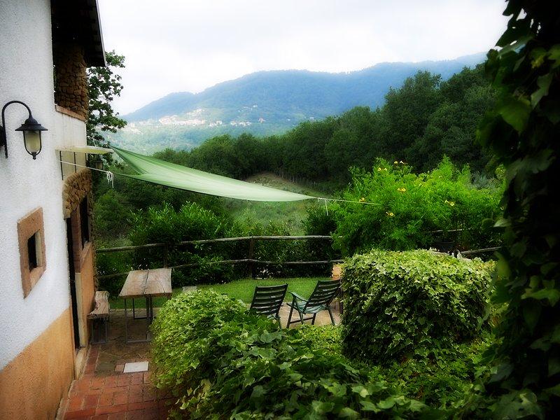 Casa di Campagna  nel Parco Nazionale del Cilento, e Vallo di Diano ............, vacation rental in Novi Velia