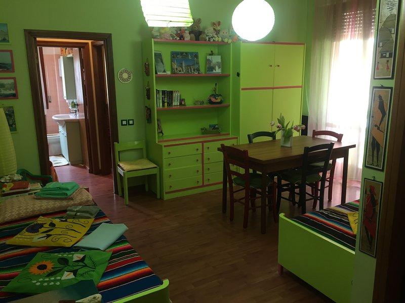 Very Nice Flat in Lerici, holiday rental in Tellaro