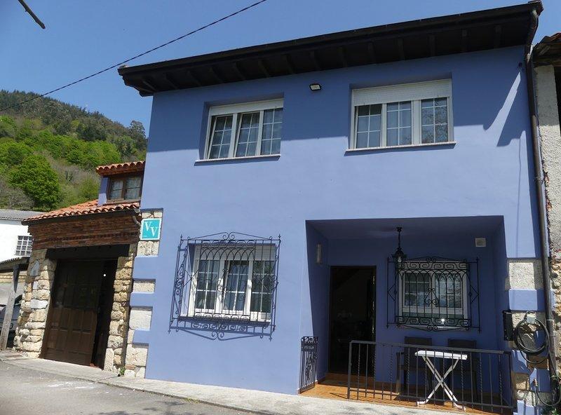 El Mirador de Biedes, vacation rental in Campiellos