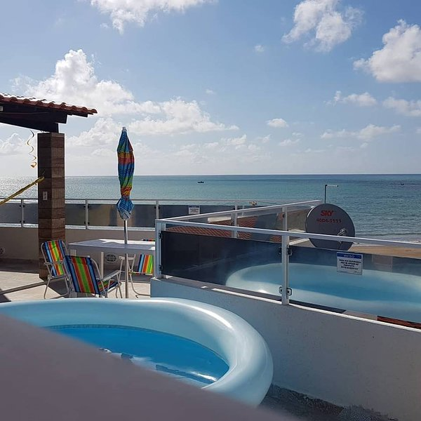 Mirante Beach House - Pontal do Peba AL, holiday rental in Piacabucu