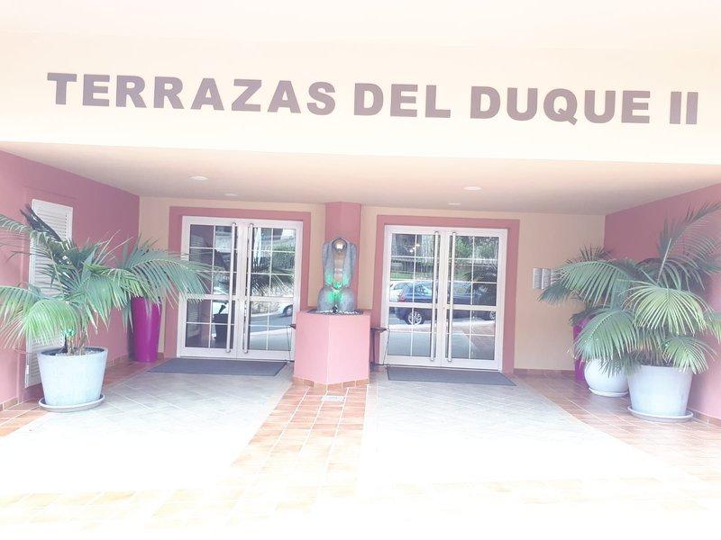 Entrada al Residencial