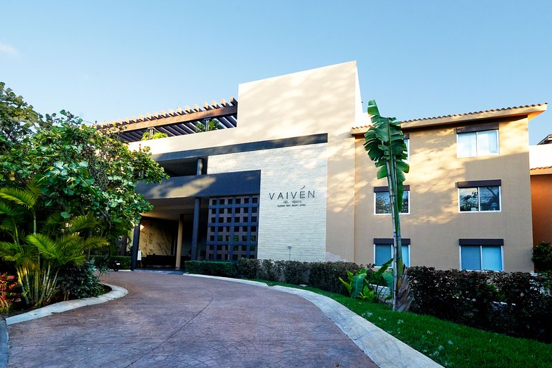 Os condomínios Vaiven of the Wind em Playacar Phase 2