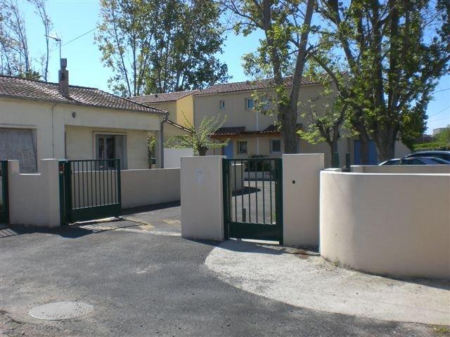 Residence bord de mer n°4, holiday rental in La Tamarissiere