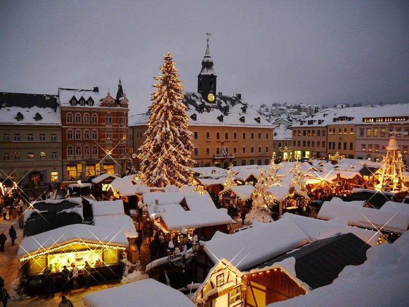 Marché de Noël à Annaberg