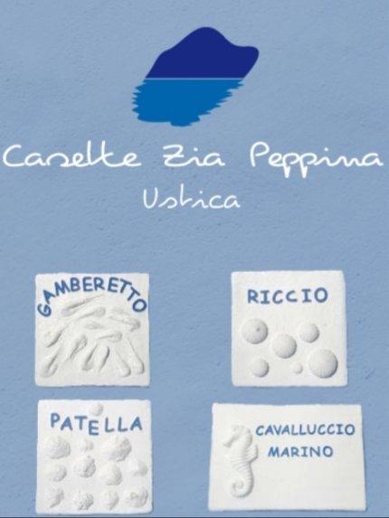 Casette Tia Peppina, no coração da aldeia de Ustica!