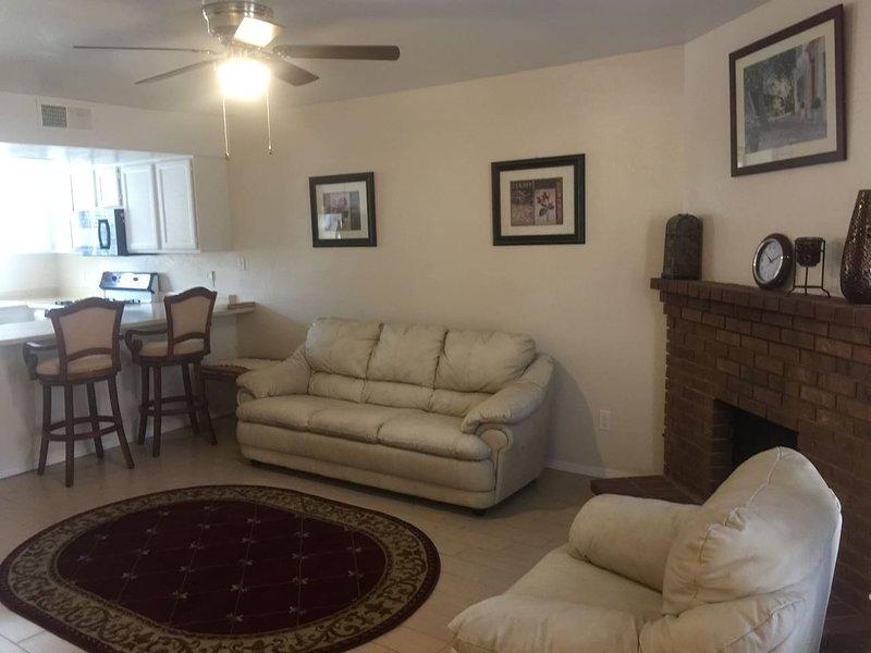 532 Townhome, location de vacances à Boulder City