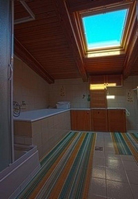 B1 (4 + 1): bagno con wc
