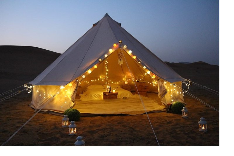 Glamping Getaway, location de vacances à Mountain Home