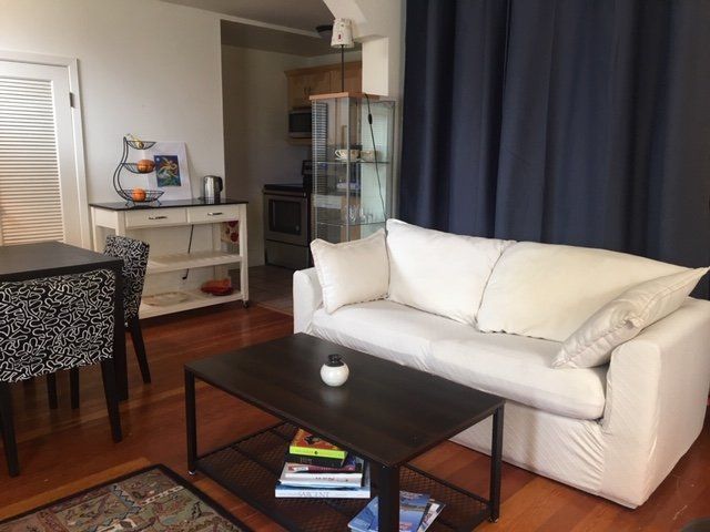 Comfortable Home Base in Bernal Heights SF, holiday rental in San Francisco