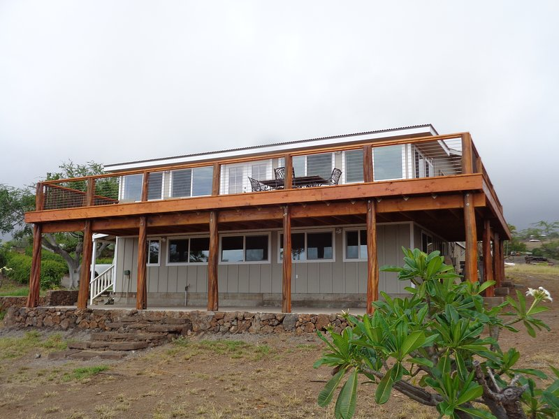 Kohalahome Ohana, Amazing Views, Monthly Rates, vacation rental in Hawi