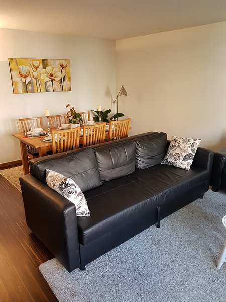 Big family home with balcony - in hearth of Oslo, holiday rental in Lillestrom