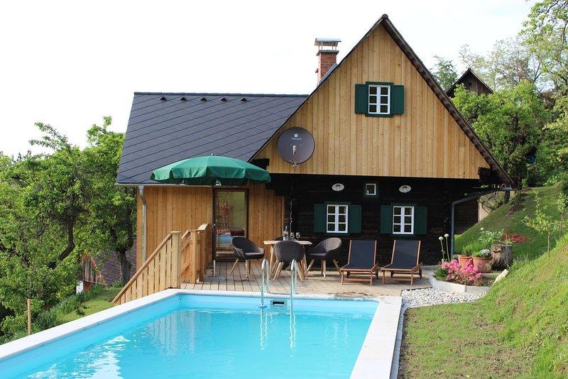 Haus Riegelnegg, entspannen in absoluter Ruhe der Südsteiermark, holiday rental in Eibiswald