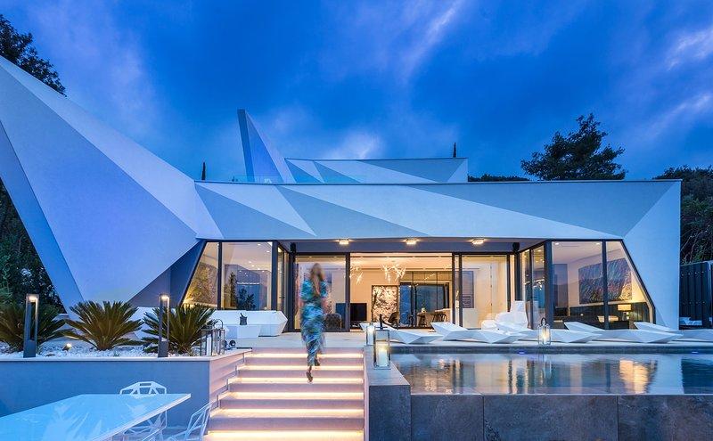 Luxury Villa Korcula Diamond, vacation rental in Zrnovska Banja