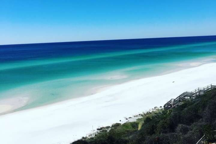 Updated 30A Townhome/Steps To Private Beach Access/Community Pool, holiday rental in Santa Rosa Beach