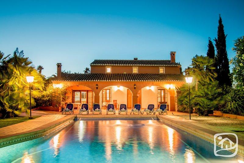 Abahana Villas - BENIMARCO, Ferienwohnung in Canor
