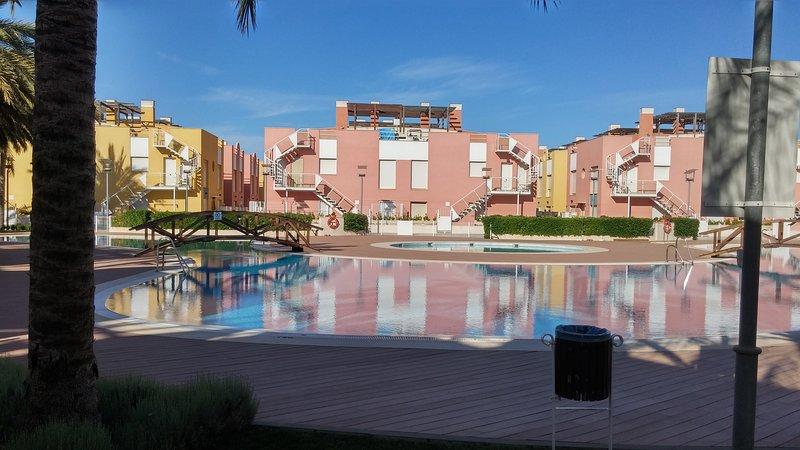 A4ALB11, vacation rental in Playas de Vera
