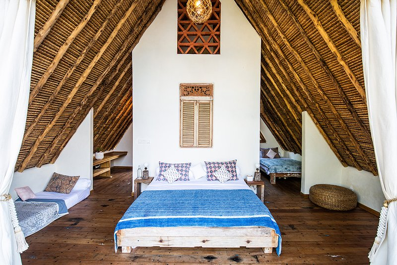SISOQ - Your paradise island home in Gili Asahan, holiday rental in Gili Gede