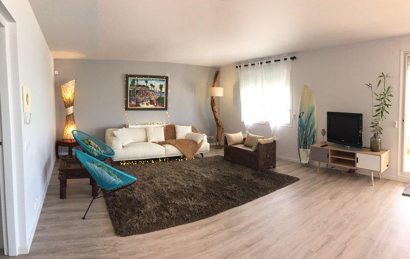 Au coeur de Nouméa, appartement spacieux avec vue Mer, casa vacanza a Nuova Caledonia