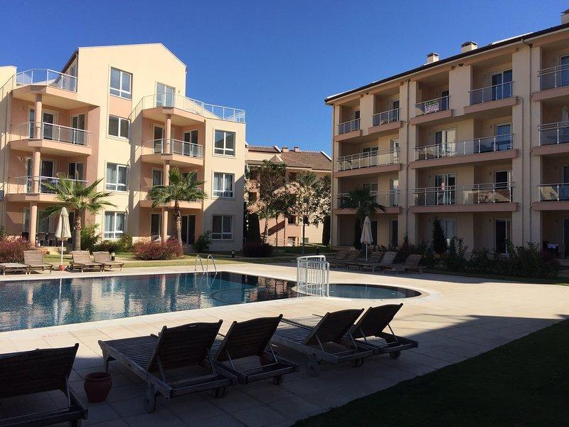 Kusadasi Golf and Spa Apartment, location de vacances à Soke
