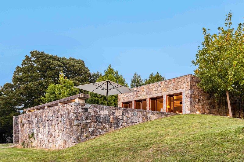 Green & Blue Nature Villa, location de vacances à Vila Praia de Ancora