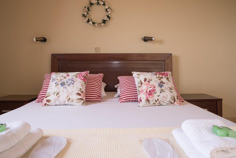 Villa Kapnisi, Apartment for 4 guests in Vasilikos!, holiday rental in Vasilikos