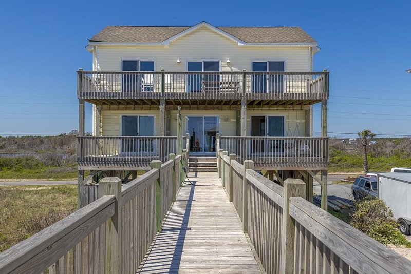 New River Inlet Rd 1120 -6BR_SFH_OF_14, vacation rental in Jacksonville