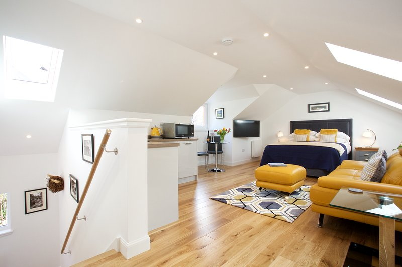 Dunmurray Loft, vacation rental in Pitlochry