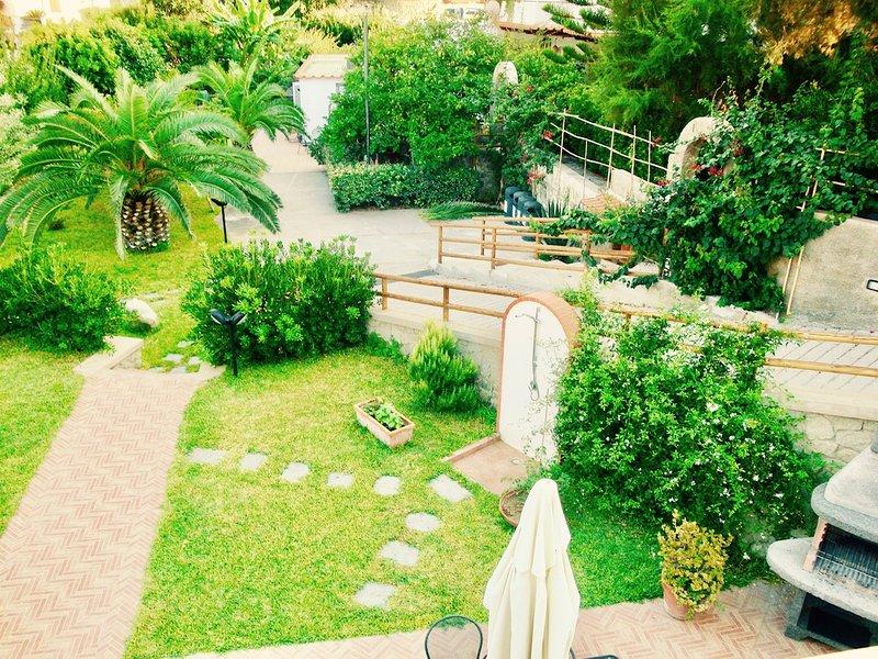 Villa Alice, vacation rental in Forio
