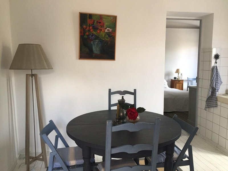 Beautiful apartment with terrace, holiday rental in Villelongue-dels-Monts