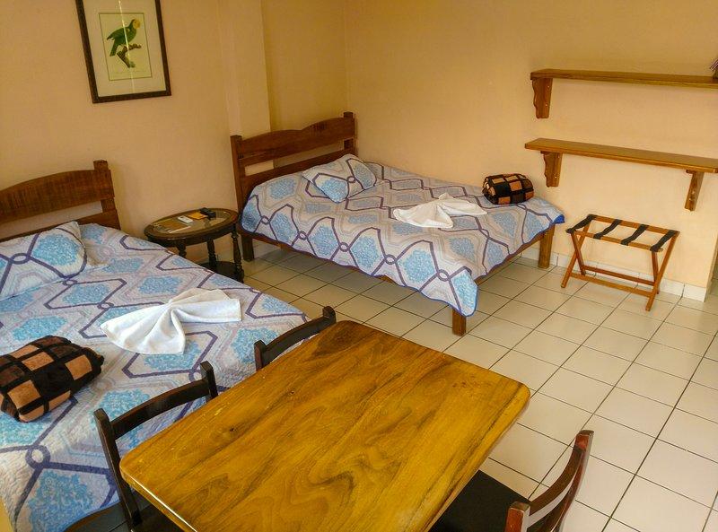 Arenal Xilopalo Hotel Habitacion Estandar, alquiler vacacional en Agua Azul