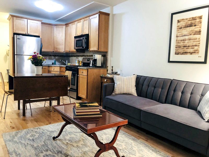 East Harlem Cozy, holiday rental in New York City
