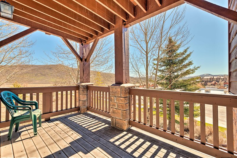 Remodeled Condo - 10 Min to Park City Resort!, vacation rental in Snyderville