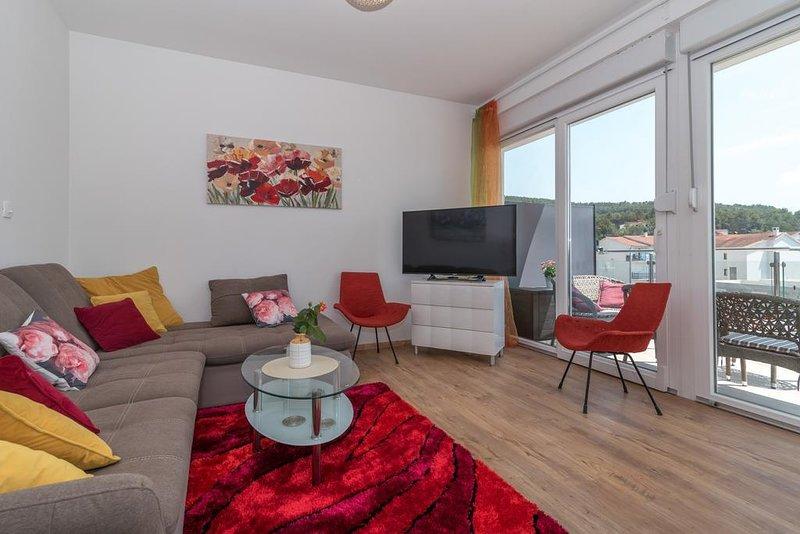 Sala de estar, Superfície: 20 m²